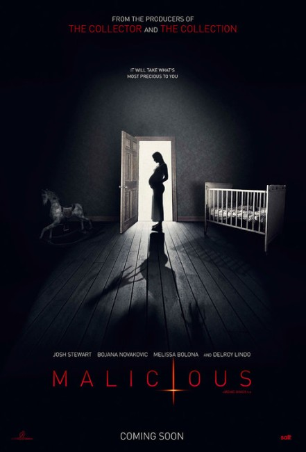 Malicious (2018) poster