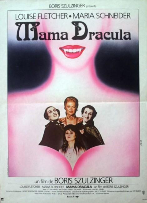 Mama Dracula (1980) poster