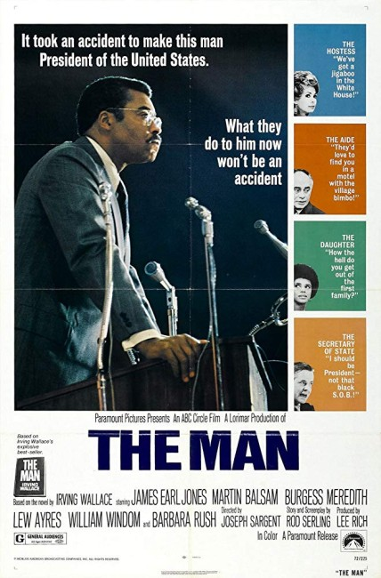 The Man (1972) poster