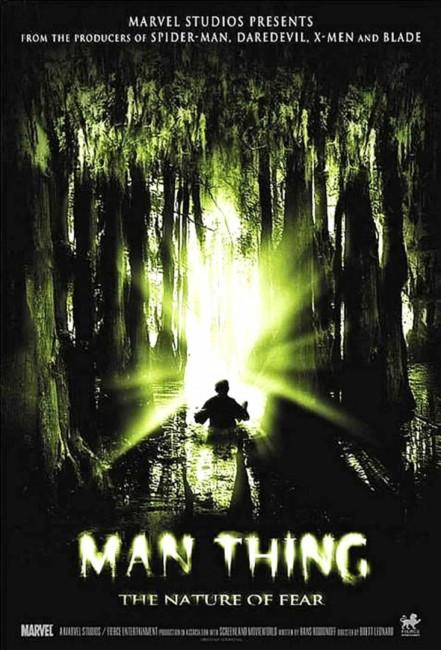 Man-Thing (2005) poster