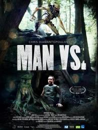Man Vs. (2015) poster