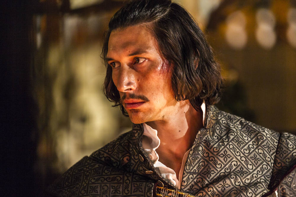 Adam Driver as Toby, a modern day film director in The Man Who Killed Don Quixote (2018)