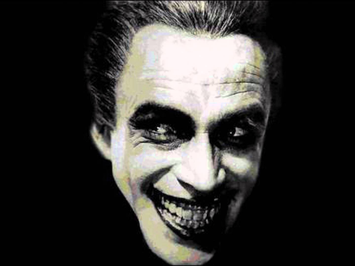 Conrad Veidt as Gwynplaine in The Man Who Laughs (1928)