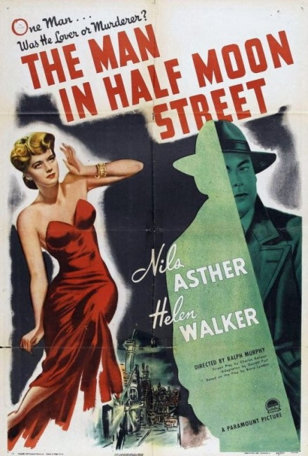 The Man in Half Moon Street (1945) poster
