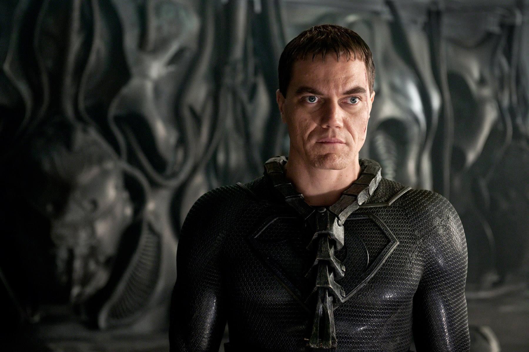 General Zof (Michael Shannon) in Man of Steel (2013)