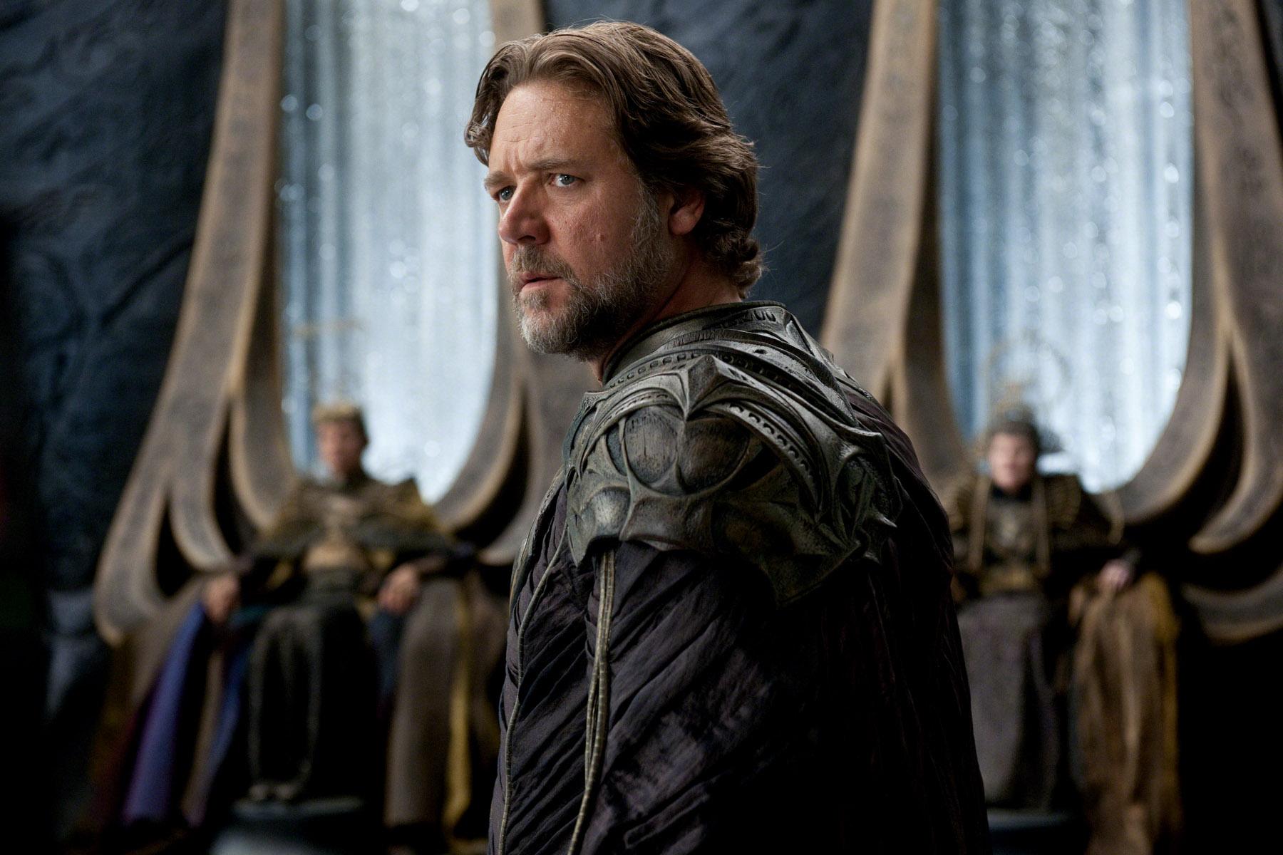 Jor-el (Russell Crowe) in Man of Steel (2013)