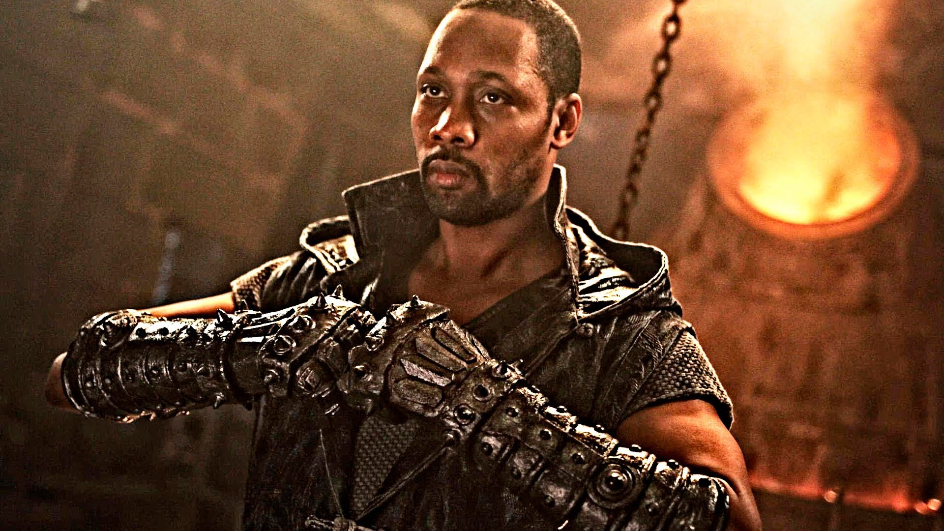The RZA as The Man with the Iron Fists (2012)