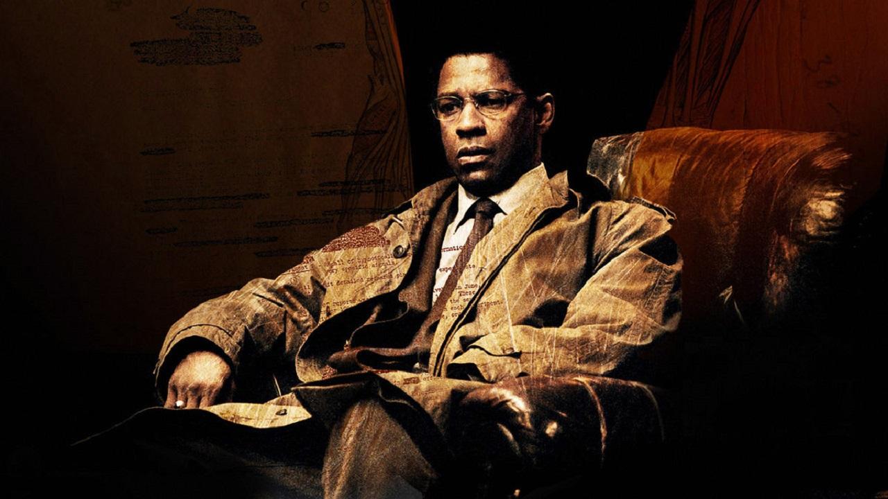 Denzel Washington as Major Bennett Marco in The Manchurian Candidate (2004)