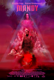 Mandy (2018) poster