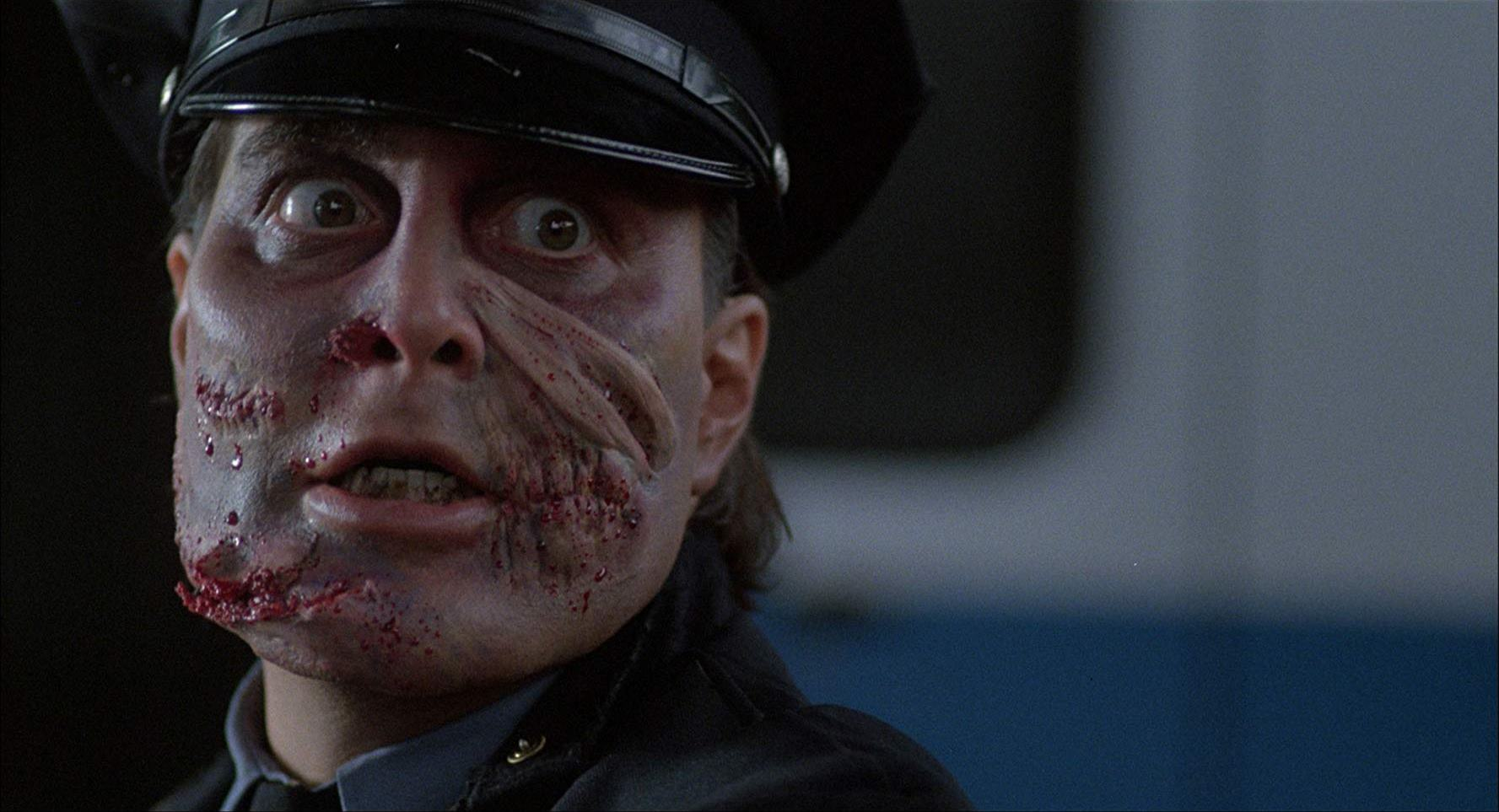 Robert Z'dar as Matthew Cordell in Maniac Cop (1988)