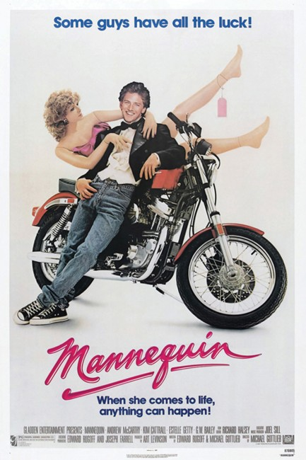 Mannequin (1987) poster