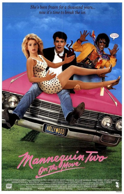 Mannequin on the Move (1991) poster