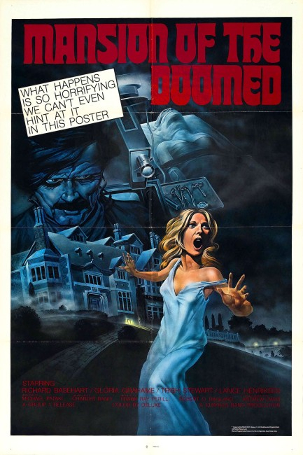 Mansion of the Doomed (1976) poster