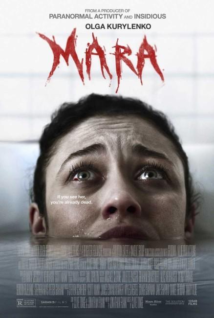 Mara (2018) poster