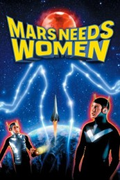 Mars Needs Women (1966) video cover