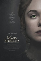 Mary Shelley (2017) poster