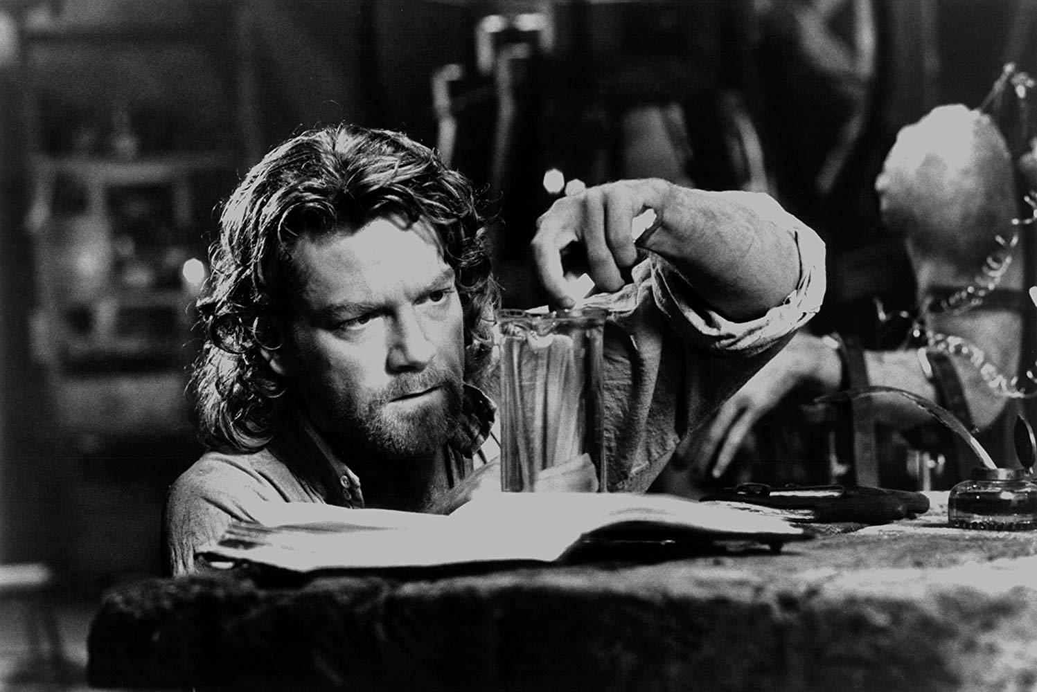 Kenneth Branagh as Victor Frankenstein in Mary Shelley's Frankenstein (1994)