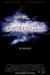 Mary Shelley's Frankenstein (1994) poster
