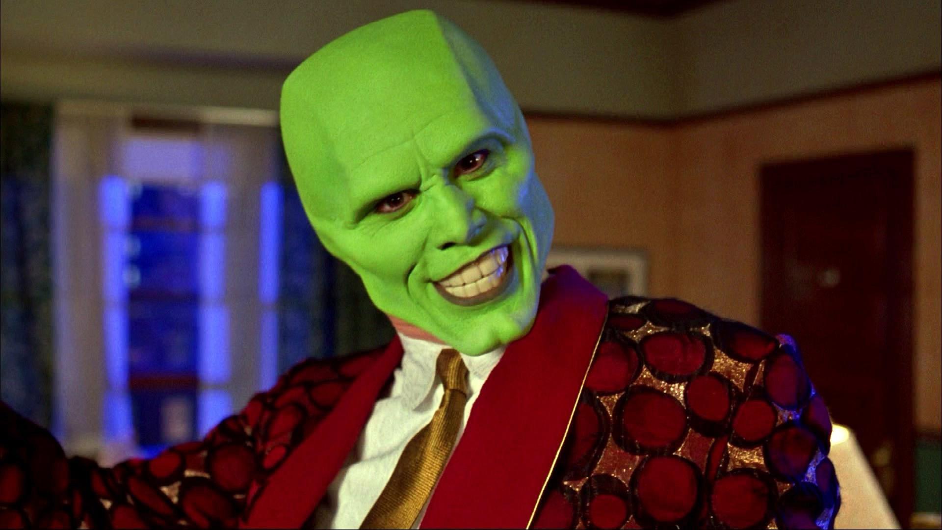 Jim Carrey as The Mask (1994)