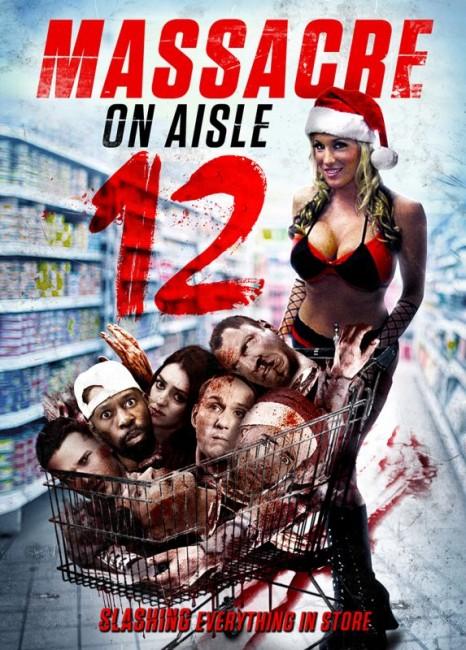 Massacre on Aisle 12 (2016) poster