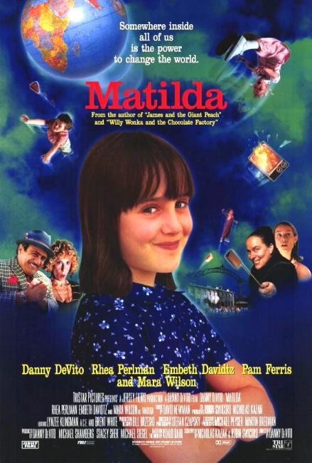 Matilda (1996) poster
