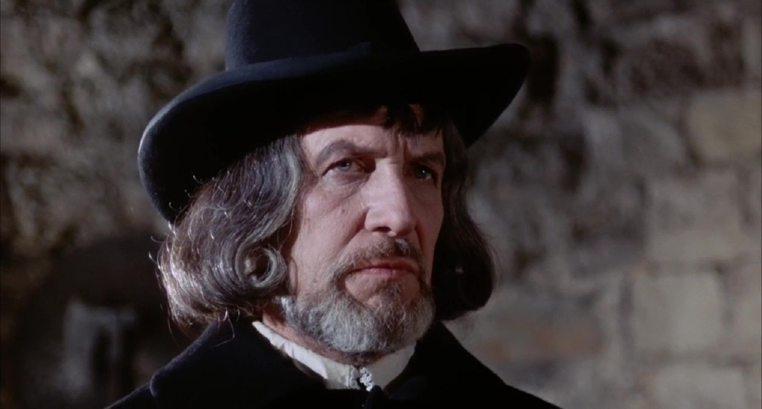 Vincent Price as Matthew Hopkins Witchfinder General (1968)
