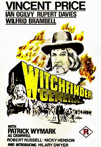 Matthew Hopkins Witchfinder General (1968) poster
