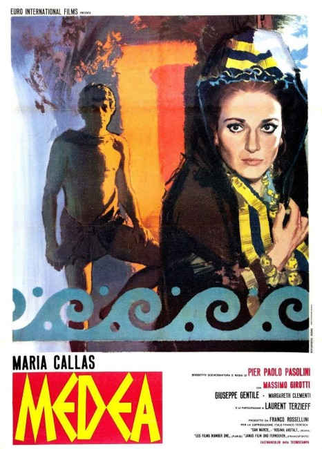 Medea (1969) poster