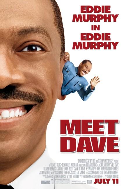 Meet Dave (2008) poster