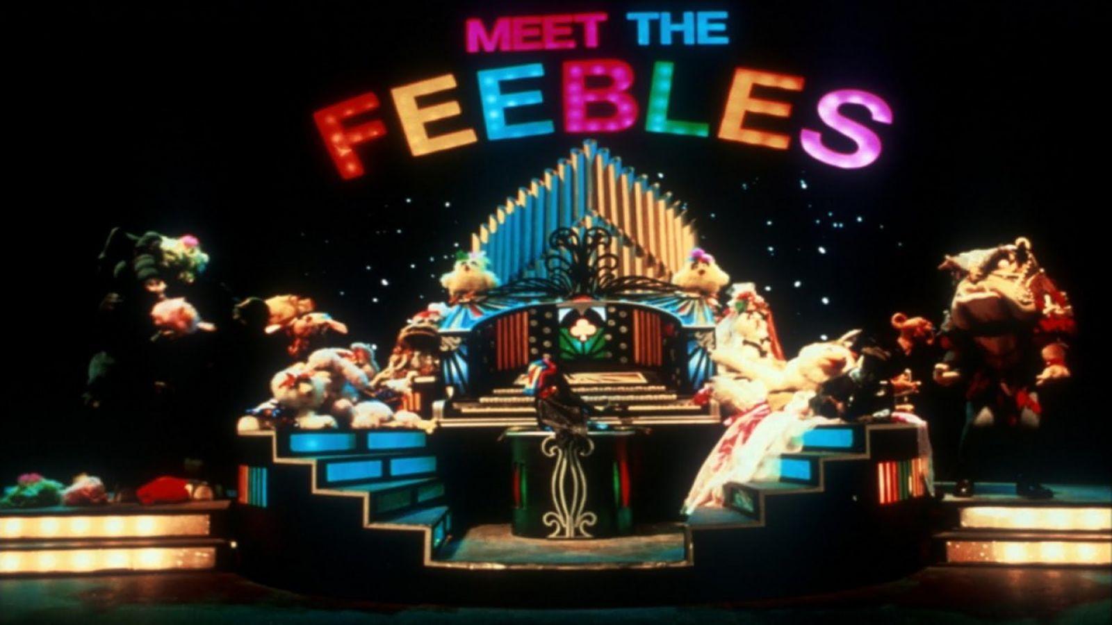 Meet the Feebles (1990)