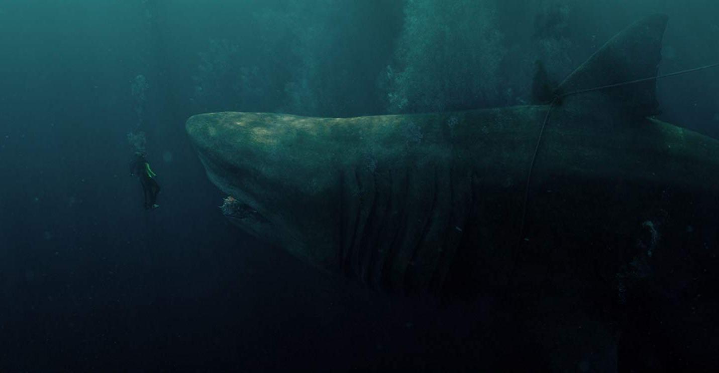 Jason Statham descends to take on The Meg (2018)