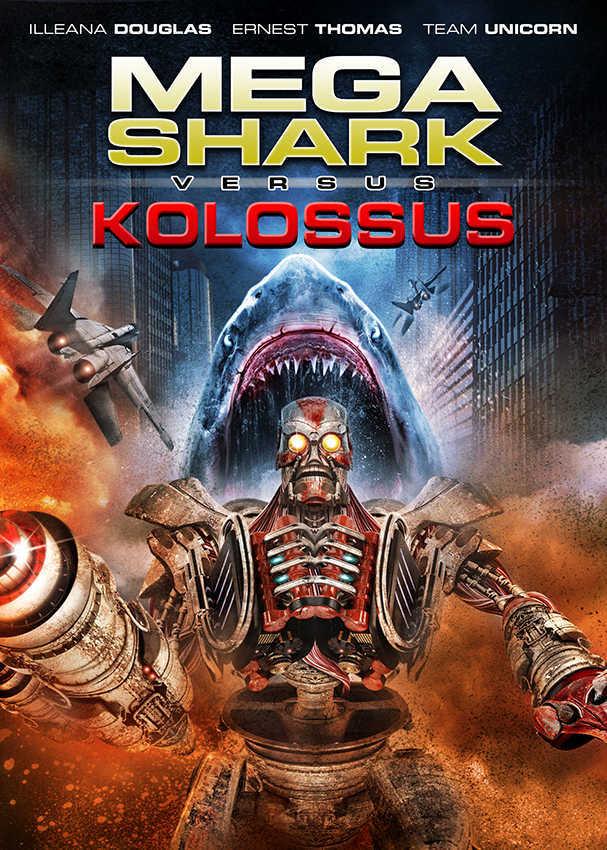 Mega Shark vs Kolossus (2015) poster