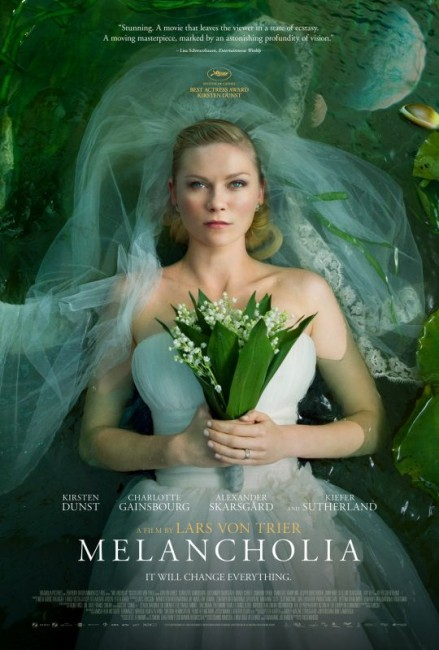 Melancholia (2011) poster
