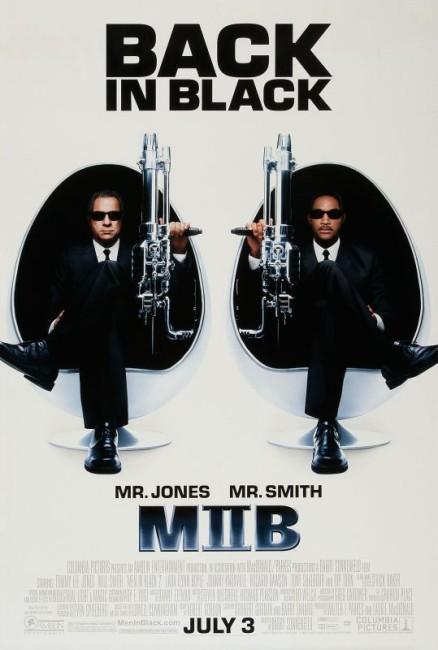 Men in Black II (2002) poster