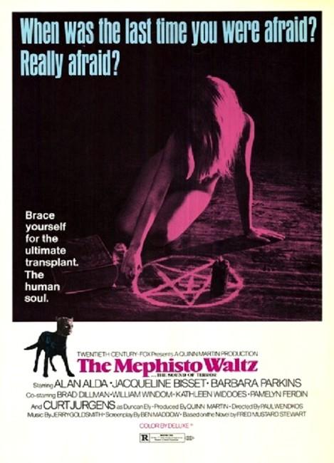 The Mephisto Waltz (1971) poster
