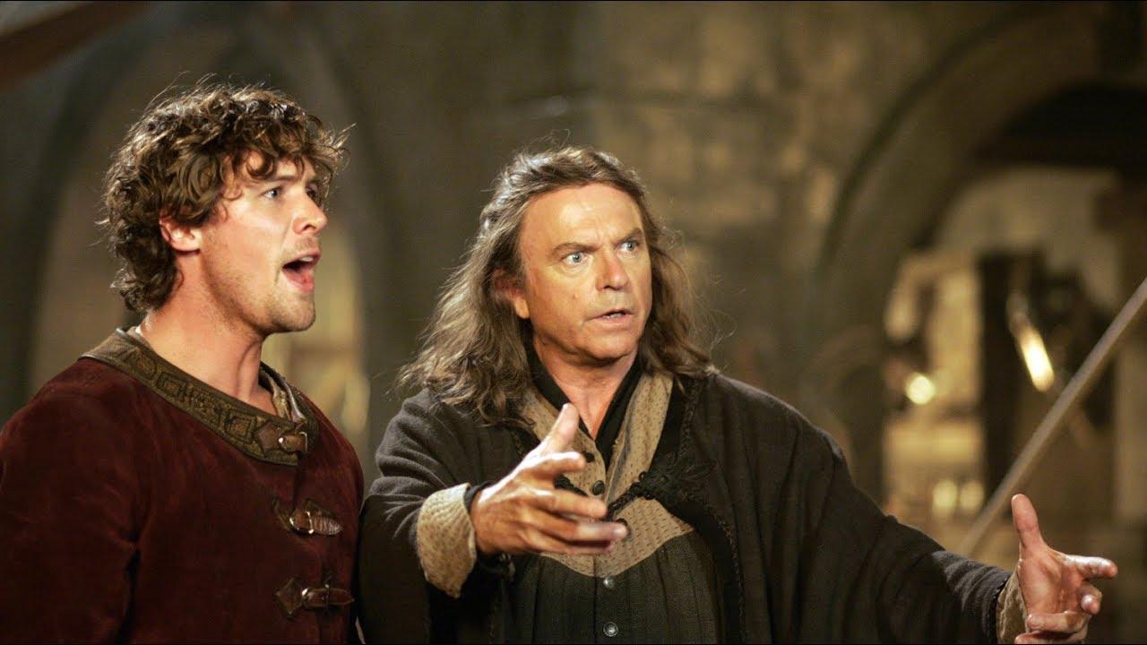 John Reardon, Sam Neill in Merlin's Apprentice (2006)
