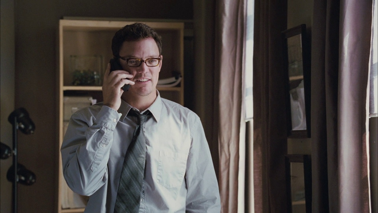 Matthew Lillard as screenwriter Joel Brandt in Messages Deleted (2010)