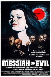 Messiah of Evil (1973) poster