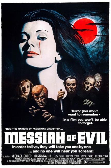 Messiah of Evil (1973) poster