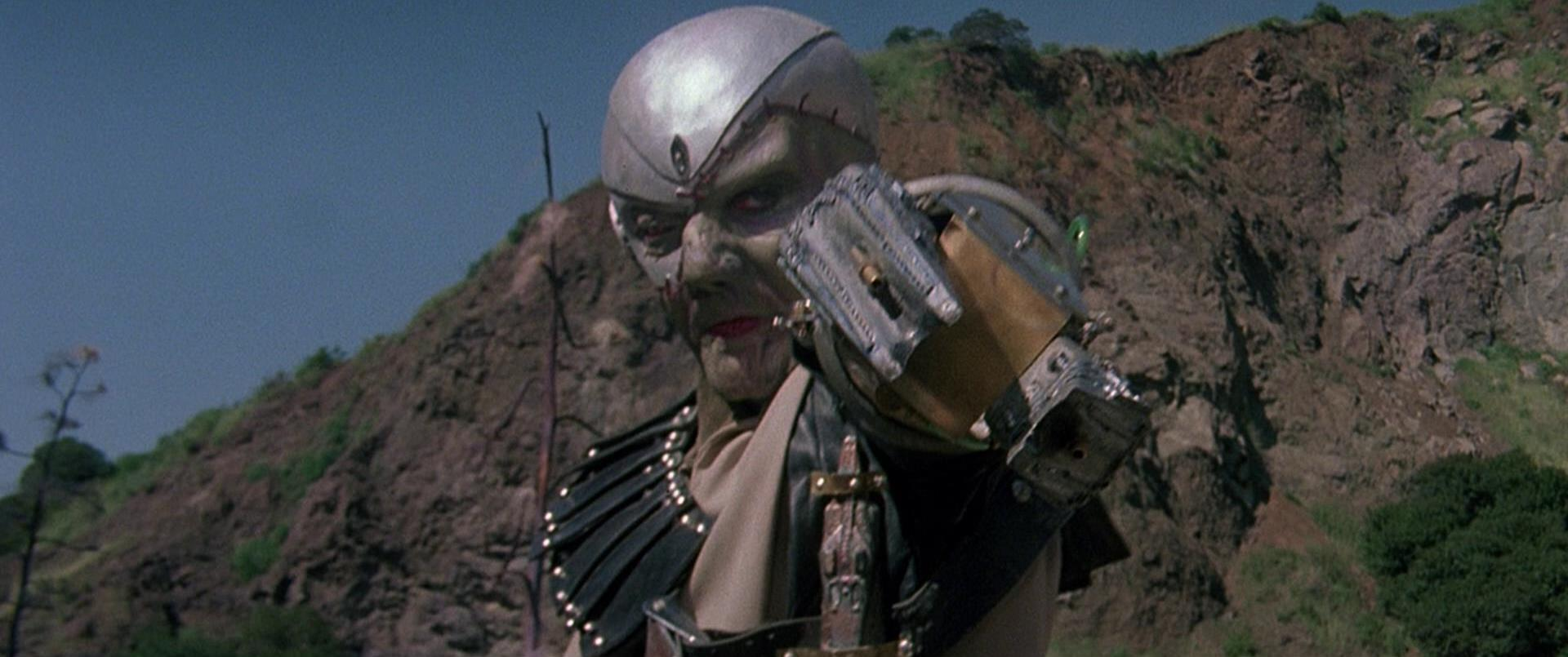 David Smith as Baal in Metalstorm: The Destruction of Jared-Syn (1983)