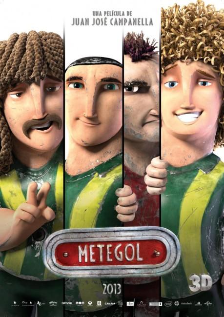 Metegol (2013) poster