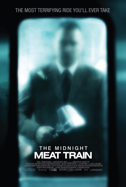 The Midnight Meat Train (2008) poster