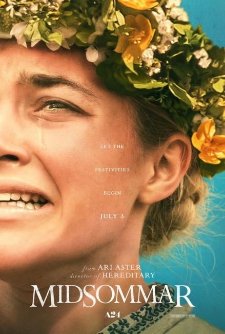 Midsommar (2019) poster