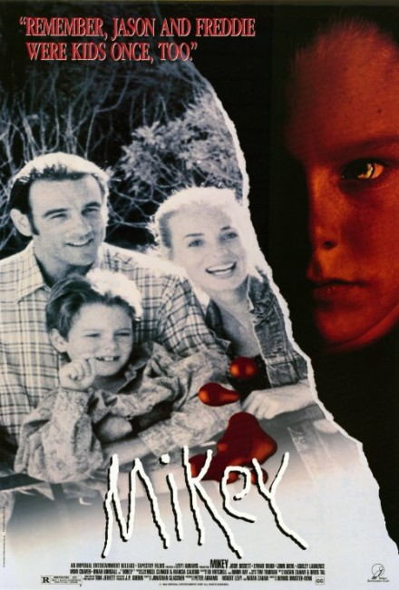 Mikey (1992) poster