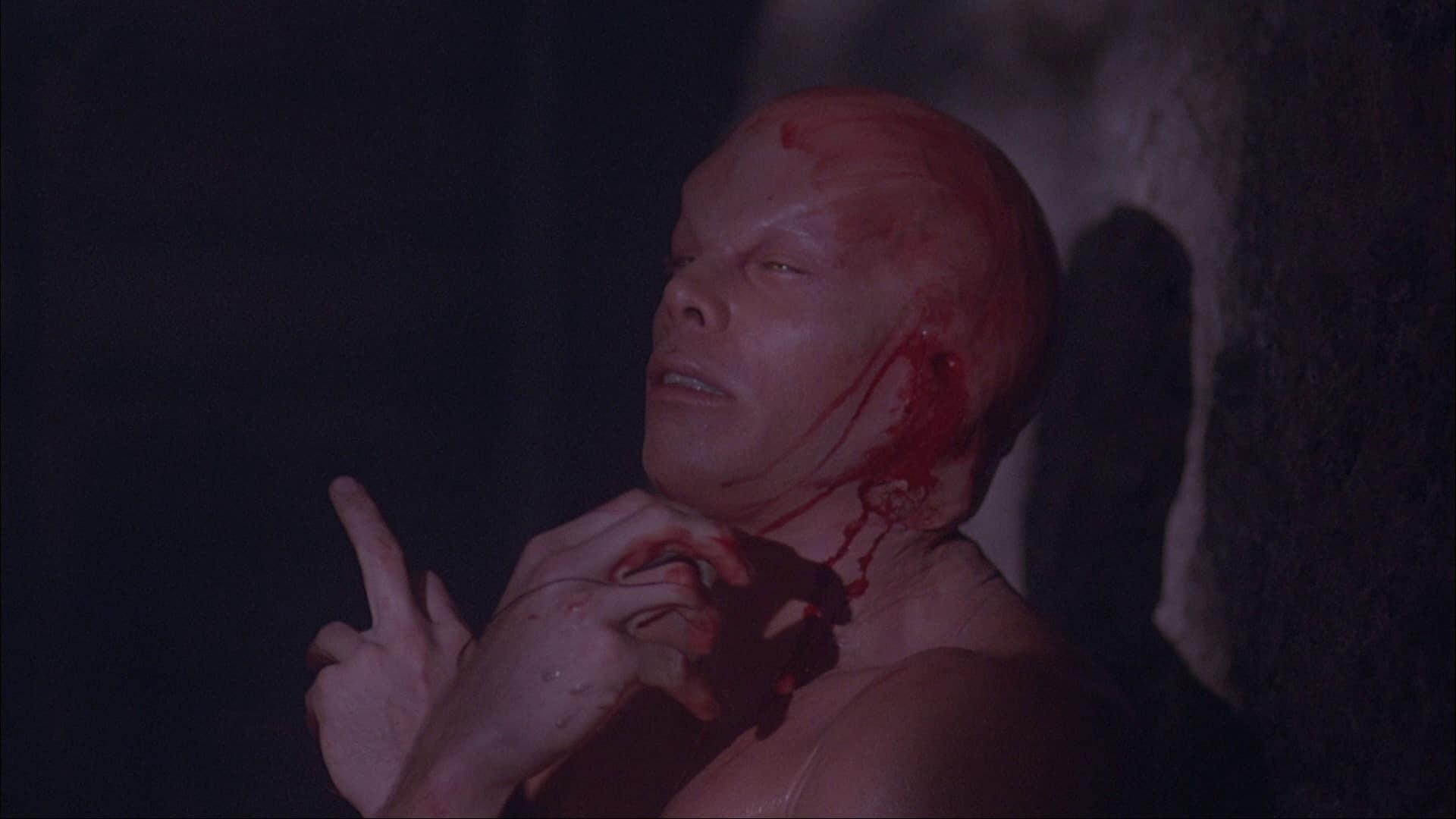 Dan Blom as Thor in Mind Ripper (1995)
