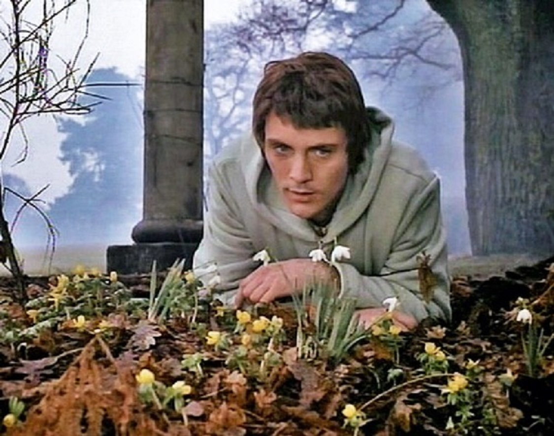 Terence Stamp as Mr Soames in The Mind of Mr Soames (1969)
