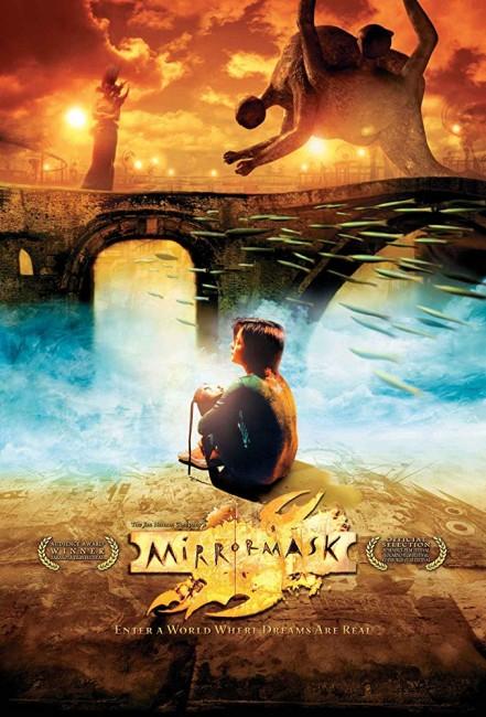 MirrorMask (2005) poster