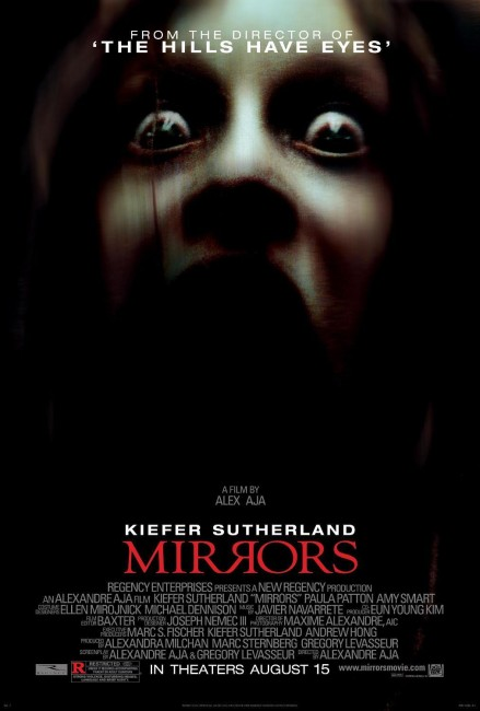 Mirrors (2008) poster