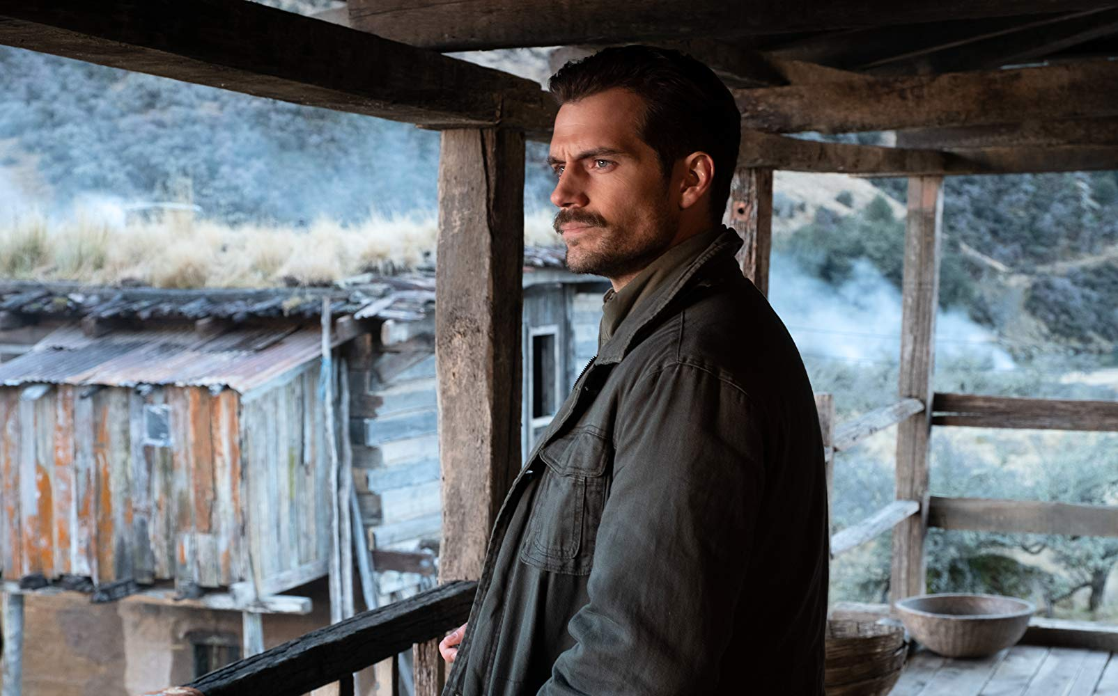 Henry Cavill as CIA agent August Walker in Mission: Impossible - Fallout (2018)