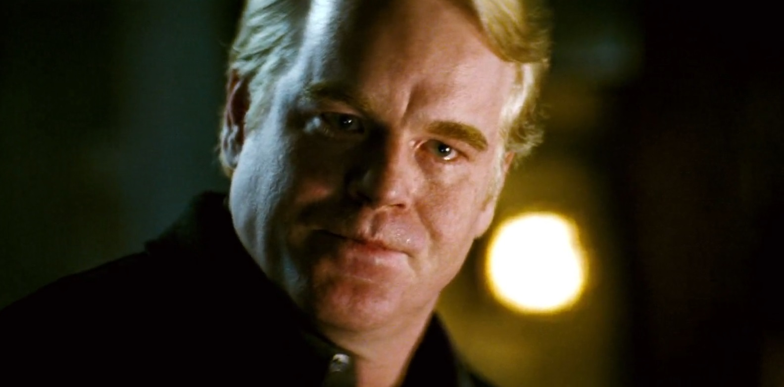 Philip Seymour Hoffman as Owen Davian in Mission: Impossible III (2006)